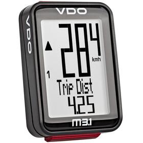 VDO M3.1 WR Licznik rowerowy czarny